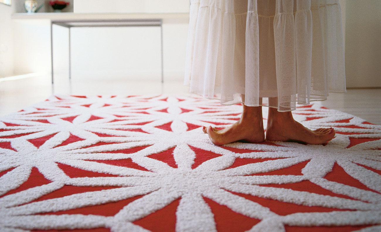 Alfombras para cuartos de ba o alfombras modernas - Alfombras de pasillo modernas ...